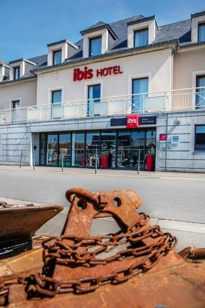 ibis Bayeux Port En Bessin - Holiday & weekend hotel in Port-en-Bessin-Huppain