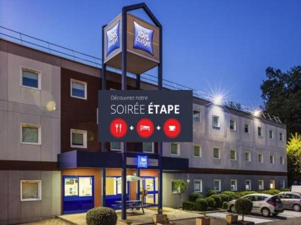 ibis budget Bourges - Holiday & weekend hotel in Bourges