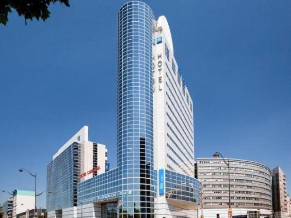 Ibis budget paris porte de montreuil hotel in montreuil - Hotel ibis budget paris porte de montreuil ...
