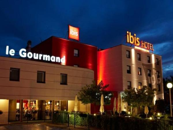 ibis Europe Chalon Sur Saone - Holiday & weekend hotel in Chalon-sur-Saône