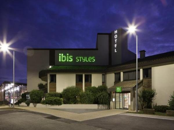 ibis Styles Niort Poitou Charentes - Holiday & weekend hotel in Vouillé