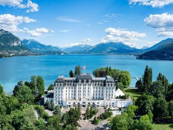 Impérial Palace - Holiday & weekend hotel in Annecy