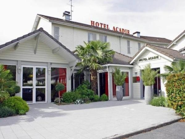 Inter-Hotel Acadie - Hotel Urlaub & Wochenende in Tremblay-en-France
