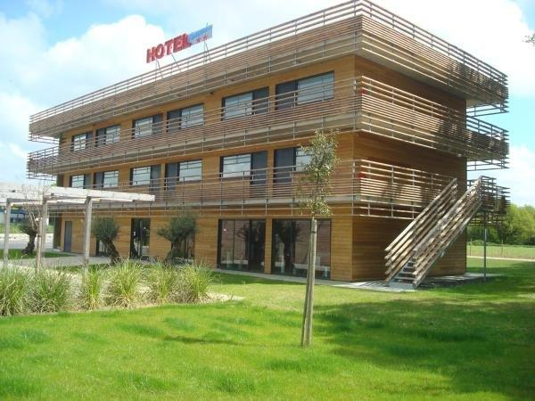 Inter-Hotel Anaiade - Hotel vakantie & weekend in Saint-Nazaire
