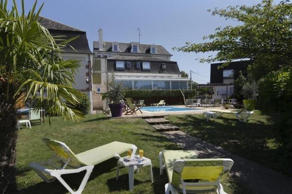 Inter-hotel Les Tilleuls - Hotel vakantie & weekend in Bourges