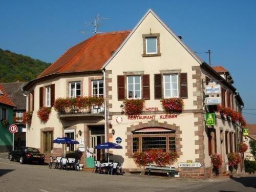 Saint Jean Saverne Hotel Kleiber