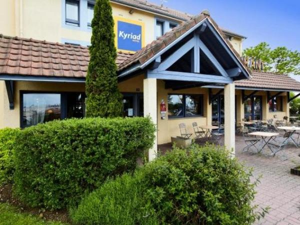 Kyriad Beauvais Sud - Holiday & weekend hotel in Beauvais