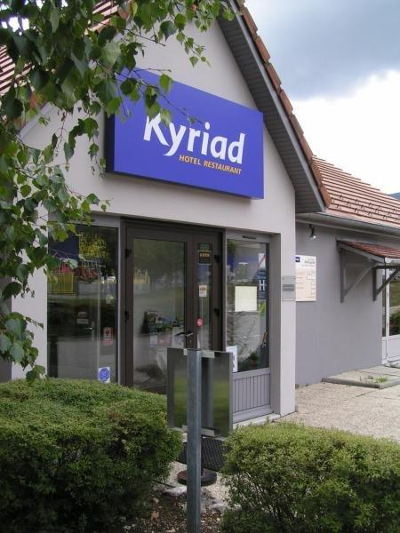 Kyriad Bellegarde - Genève - Holiday & weekend hotel in Châtillon-en-Michaille