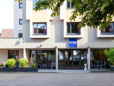 Gare de holtzheim transport holtzheim for Appart hotel kyriad