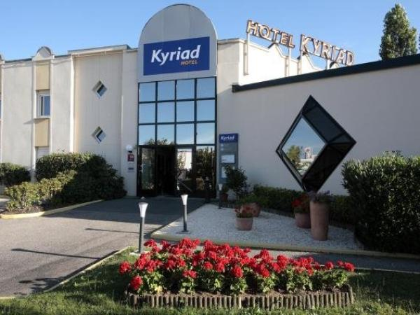 Kyriad Limoges Sud - Feytiat - Holiday & weekend hotel in Feytiat