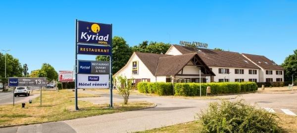 Kyriad Montargis Amilly - Holiday & weekend hotel in Amilly