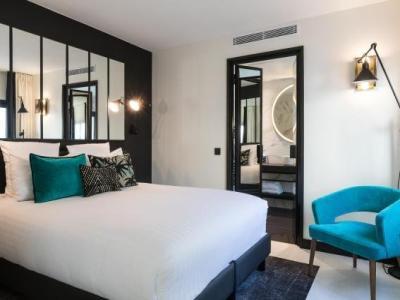 laz 39 hotel spa urbain paris hotel in paris. Black Bedroom Furniture Sets. Home Design Ideas