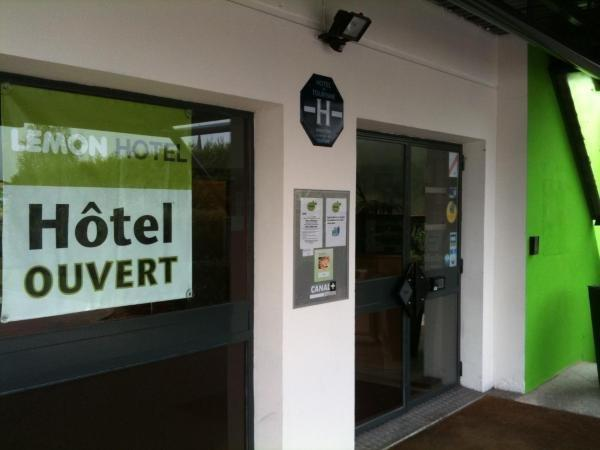 Lemon Hotel - Tourcoing