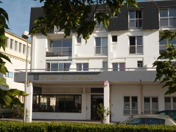 Le Littoral - Holiday & weekend hotel in Berck