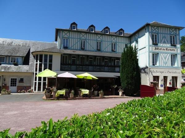 Logis L'auberge Du President - Holiday & weekend hotel in Cormeilles