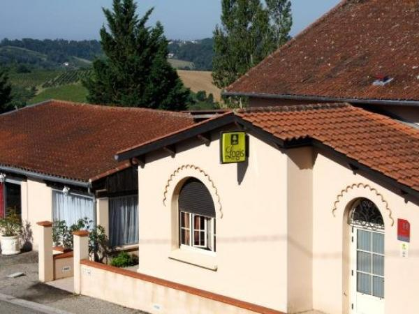 Logis des Crêtes de Pignols - Holiday & weekend hotel in Moissac