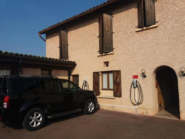Logis hotel le relais des dix crus hotel in corcelles en beaujolais