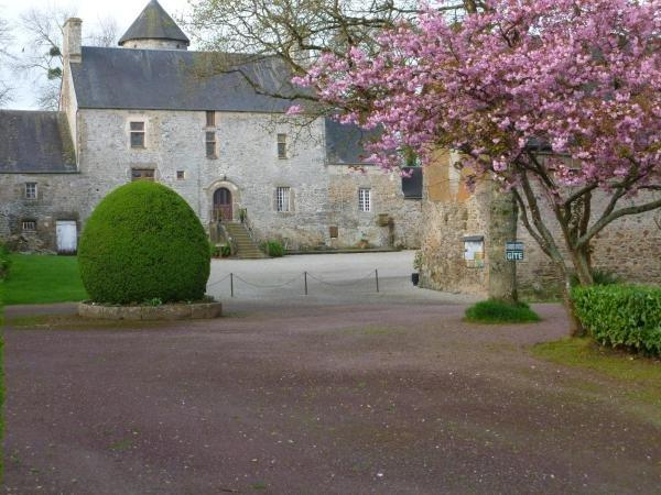 Manoir De La Foulerie - Holiday & weekend hotel in Ancteville