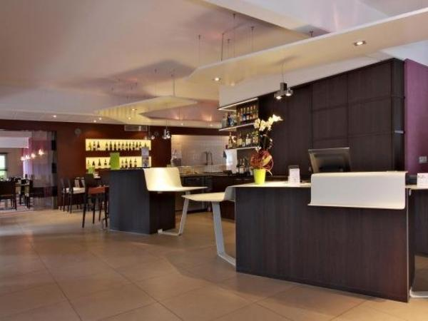 Mercure Hexagone Luxeuil - Holiday & weekend hotel in Luxeuil-les-Bains