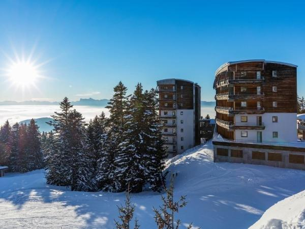 Mona Lisa L'Ecrin des Neiges - Holiday & weekend hotel in Chamrousse
