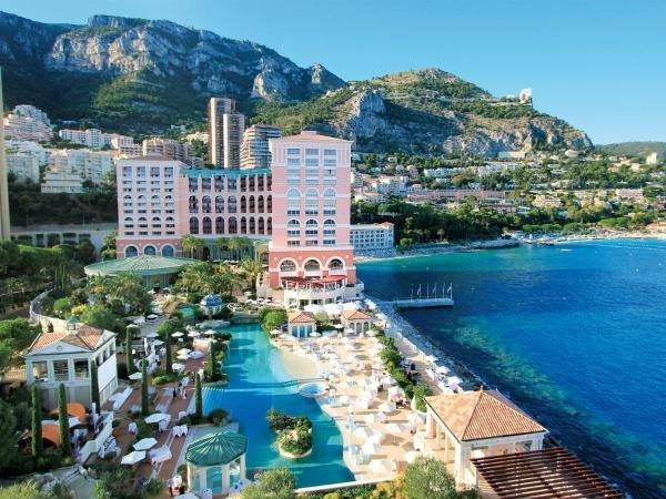 Monte Carlo Bay Hotel And Resort Monaco