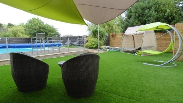 Le Parasol - Holiday & weekend hotel in Ars-en-Ré
