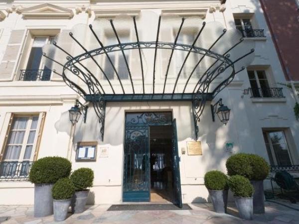 Pavillon Henri Iv Hotel In Saint Germain En Laye