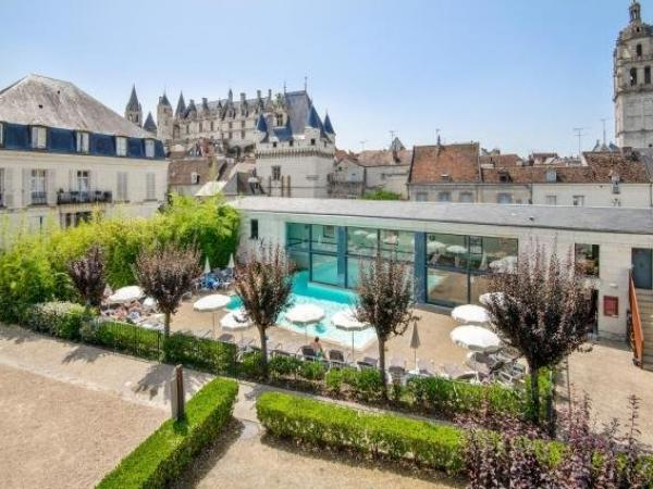 Pierre & Vacances Le Moulin des Cordeliers - Hotel vakantie & weekend in Loches