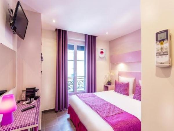 Pink Hotel  Bis Rue Dugommier  Paris