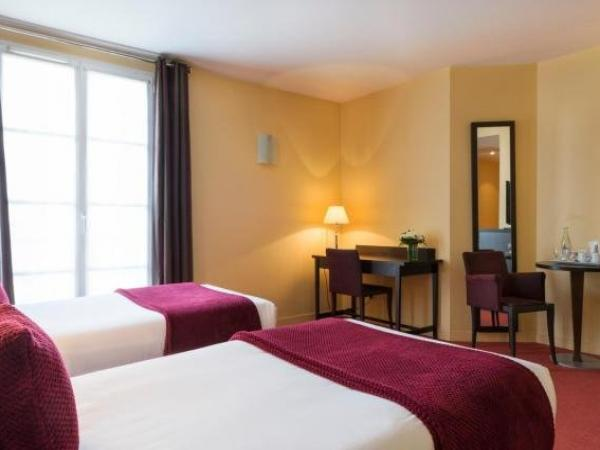 Le Plessis Grand Hotel