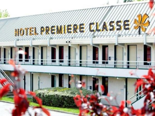 Premiere Classe Gueret - Holiday & weekend hotel in Guéret