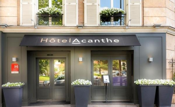 Quality Hotel Acanthe - Boulogne Billancourt - Holiday & weekend hotel in Boulogne-Billancourt