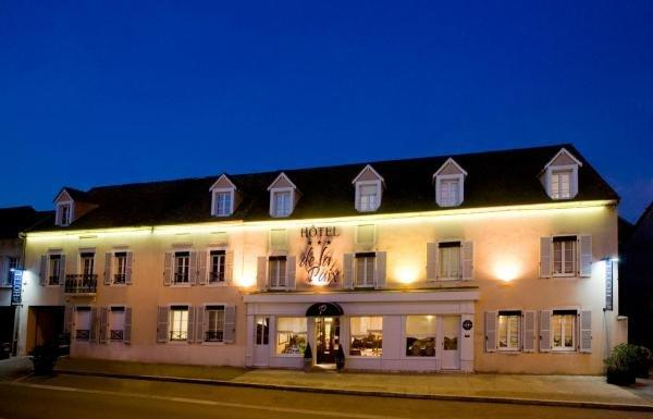 Qualys-Hôtel de la Paix - Holiday & weekend hotel in Beaune