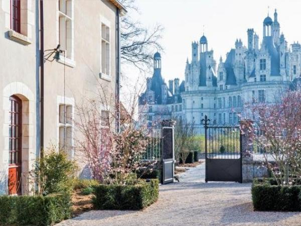 Relais De Chambord Small Luxury Hotels Of The World Hotel In