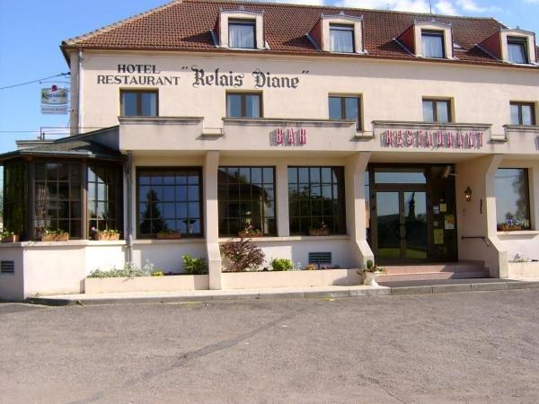 Relais Diane - Holiday & weekend hotel in Seingbouse