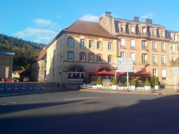 Relais Lorraine Alsace Pere & Fils - Holiday & weekend hotel in Raon-l'Étape