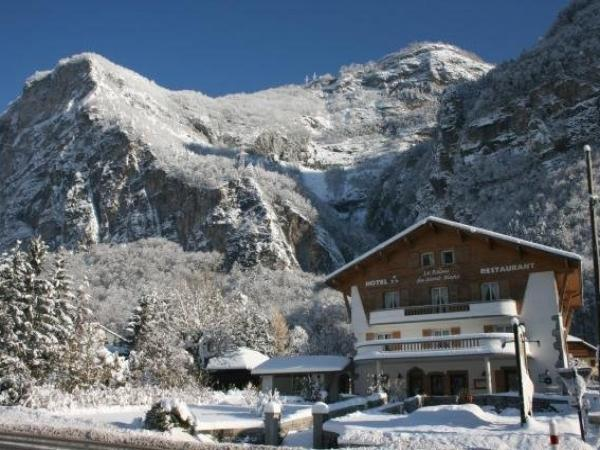 Le Relais Du Mont Blanc - Holiday & weekend hotel in Magland