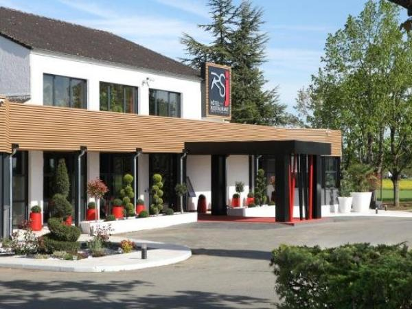Relais Saint Jacques - Hotel vacanze e weekend a Déols