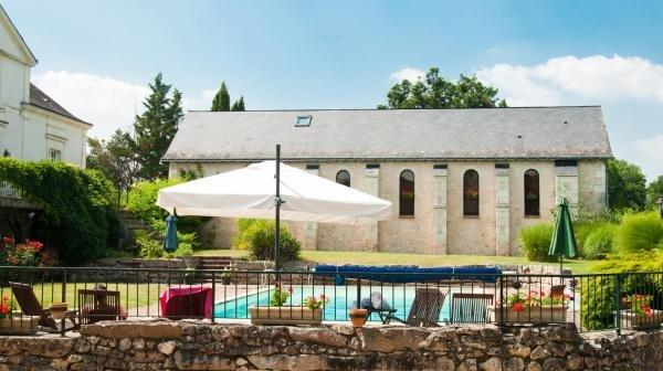 Relais du Silence Domaine De La Courbe - Holiday & weekend hotel in Le Lude