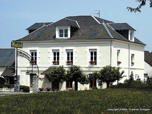 Hotel Restaurant Saint Aignan Sur Cher