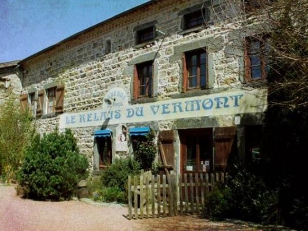 Le Relais du Vermont - Holiday & weekend hotel in Baffie