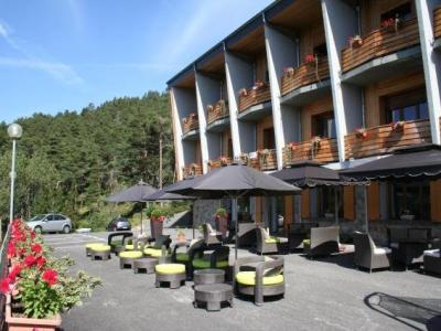 La colmiane tourisme vacances week end - Ecolodge la colmiane ...