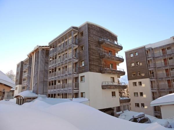 Résidence L'Ecrin des Neiges - Holiday & weekend hotel in Chamrousse