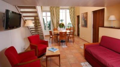 residence le mediterran e h tel saint rapha l. Black Bedroom Furniture Sets. Home Design Ideas