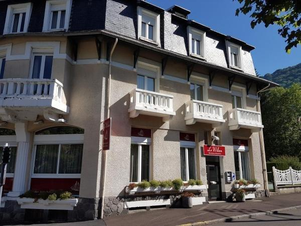 Résidence Wilson - Holiday & weekend hotel in Mont-Dore