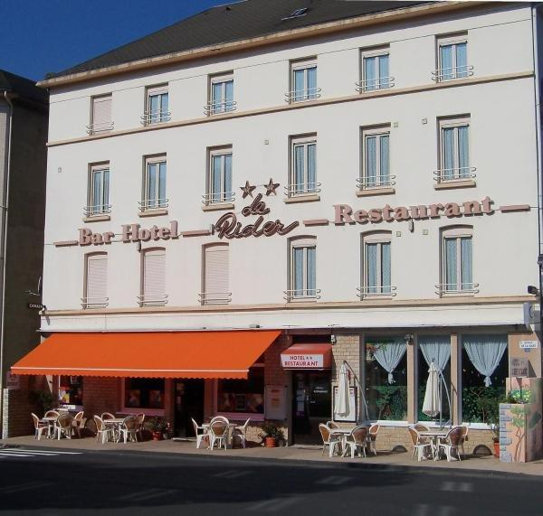 Le Rider - Holiday & weekend hotel in Bort-les-Orgues