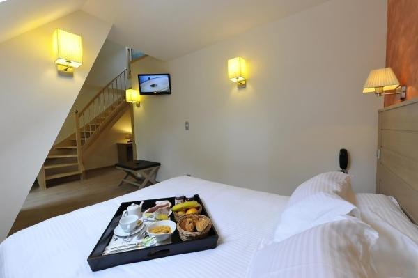 Les 2 Rives - Holiday & weekend hotel in Banassac