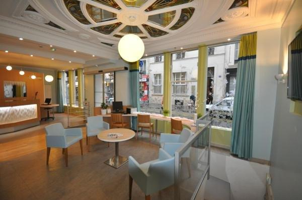 Saint Georges Lafayette - Holiday & weekend hotel in Paris