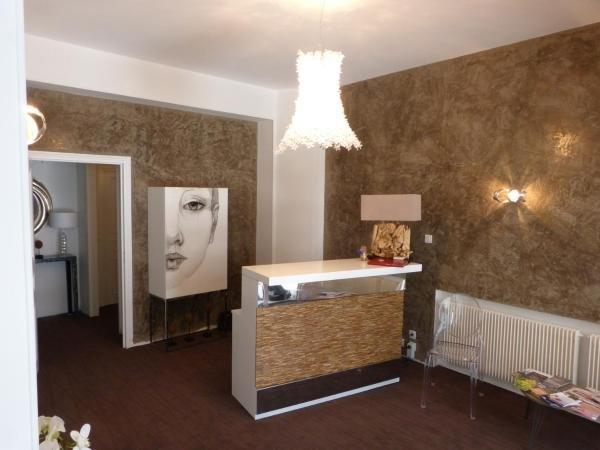 Le Saint Louis - Hotel vakantie & weekend in Amiens