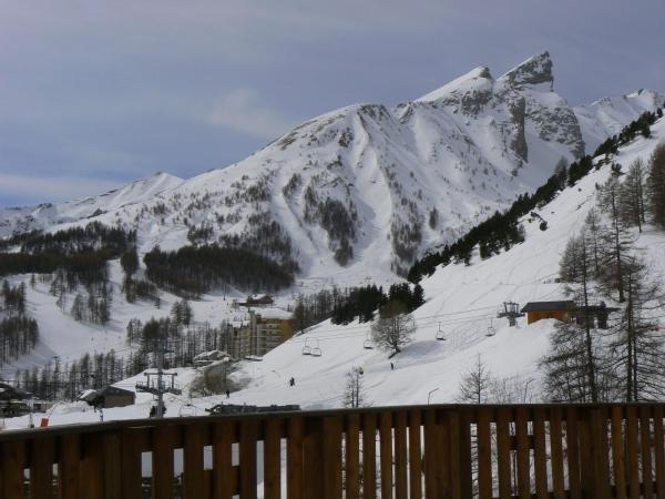 Le Sestriere - Holiday & weekend hotel in Allos